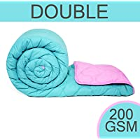 Divine Casa Polyester Single and Double Comforter