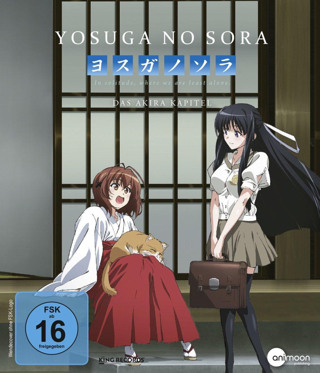 Yosuga no Sora - Vol.2 - Das Akira Kapitel Standard Edition: Amazon ...