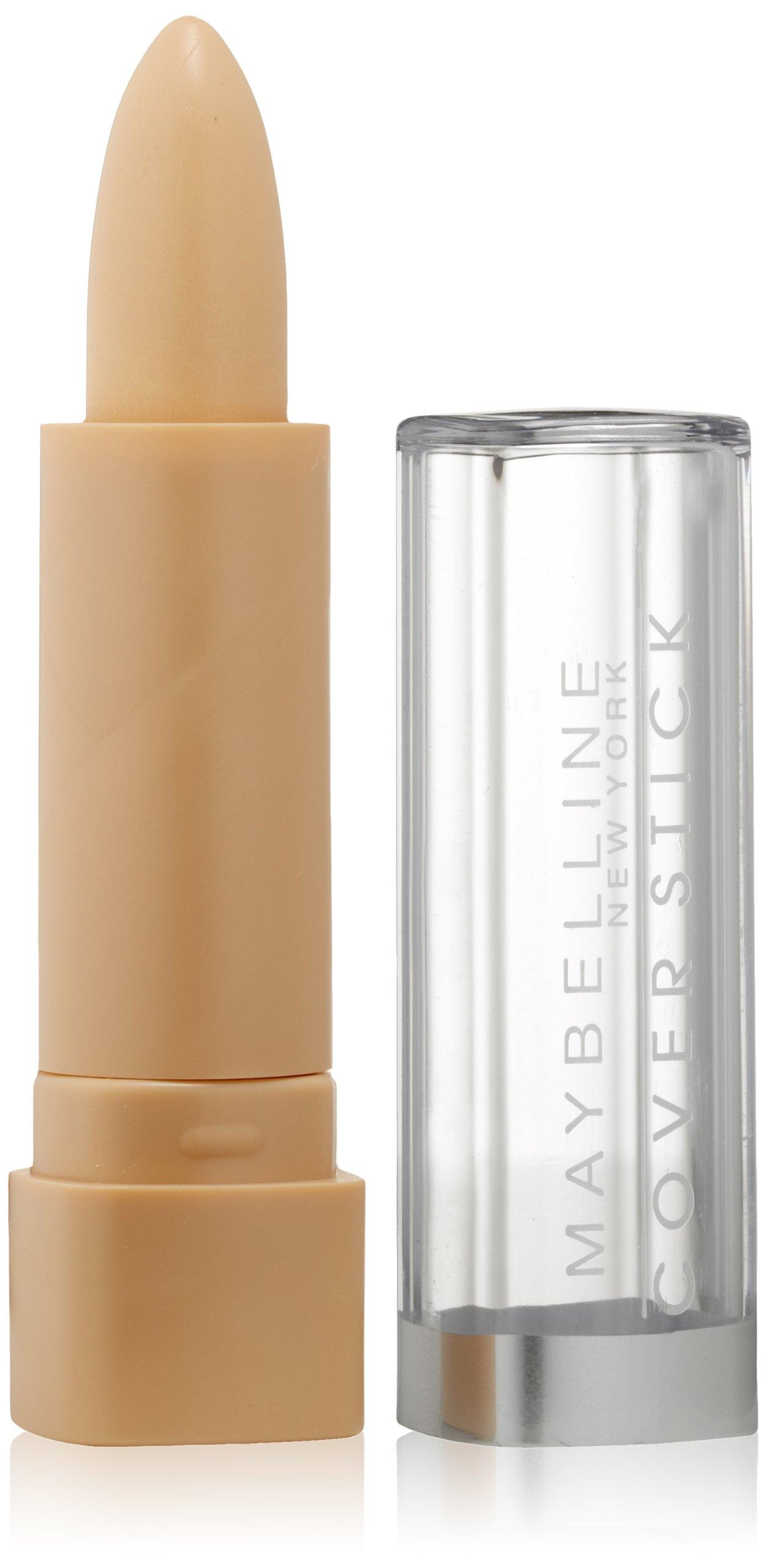 Maybelline New York Cover Stick Concealer, Light Beige, Light 1, 0.16 Ounce