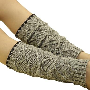 Tonsee Children Kid Boot Cuffs Knit Leg Warmer