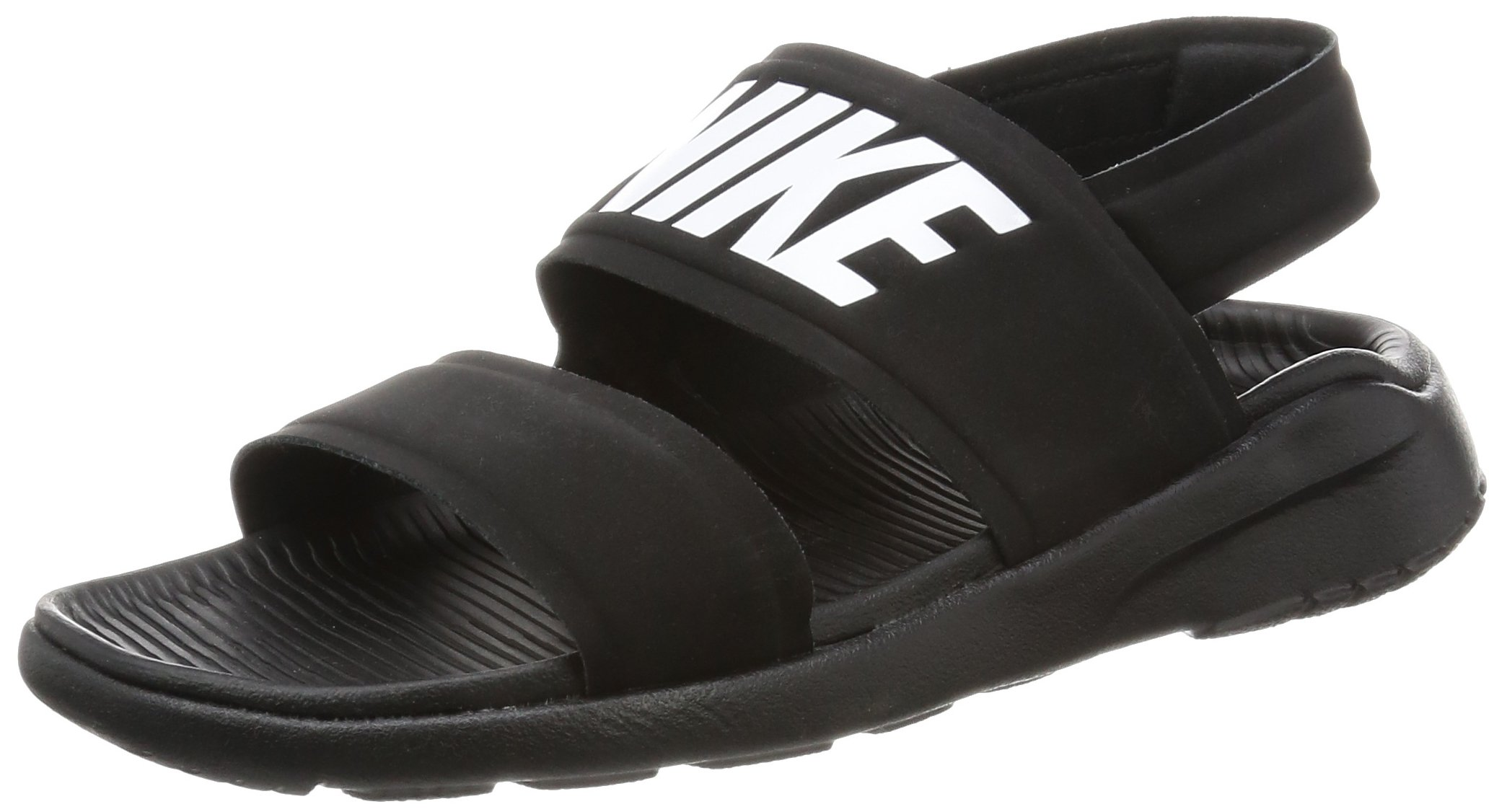 f72d77326 Galleon - Nike Tanjun Womens Sandal Black White Black 882694-001 (6 B(M) US)