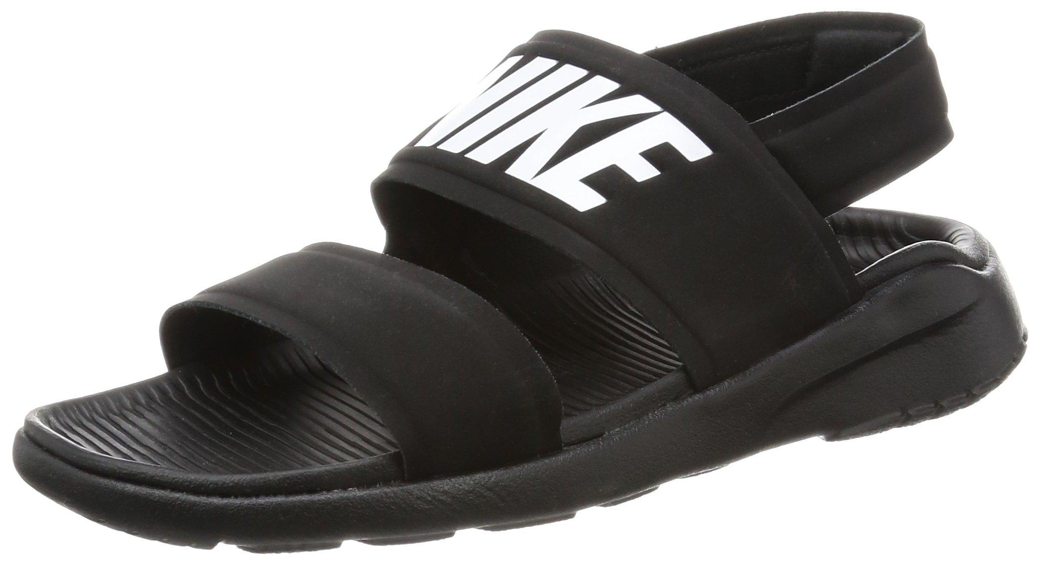 new styles a4670 4381b Galleon - Nike Tanjun Womens Sandal Black White Black 882694-001 (6 B(M) US)