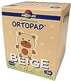 Ortopad Bamboo Beige Eye Patches - Regular Size