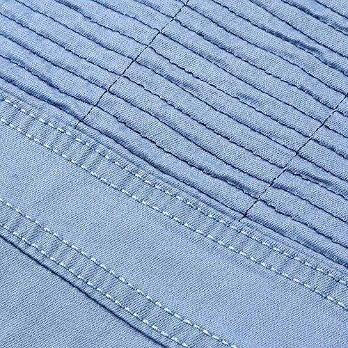 En Slim Avec À Décontracté Bleu Amuster Séchage Homme Pantalon Petits Élastique Rétro Hommes Pieds Jean SwngtqO