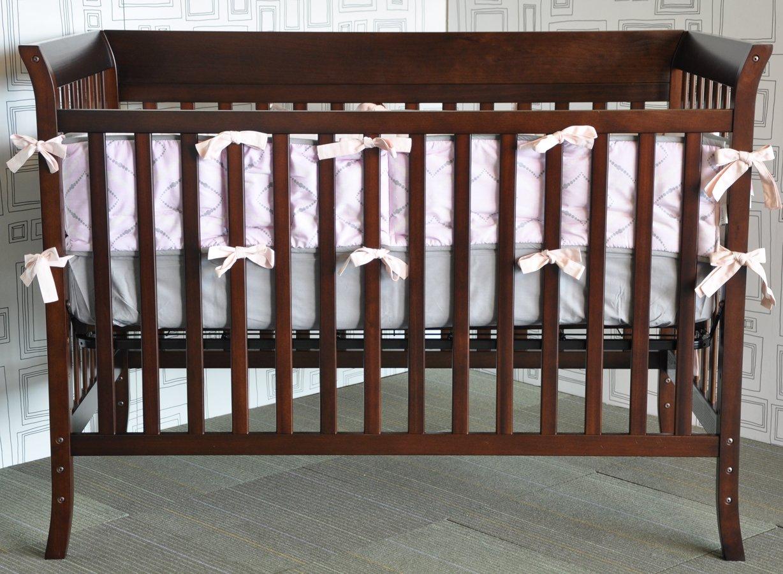 Amazon.com : Baby Mod Ava Crib, Espresso (Discontinued by ...
