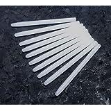ノーブランド Bamboo Wacom CTL471 671 661CTH480 680 690等替え芯 10本入り (白)