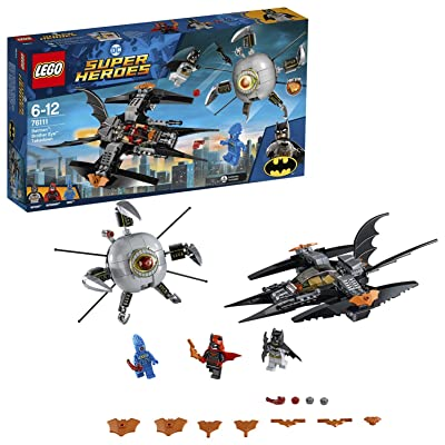 LEGO 76111 Brother Eye Takedown Super Heroes Batman: Toys & Games