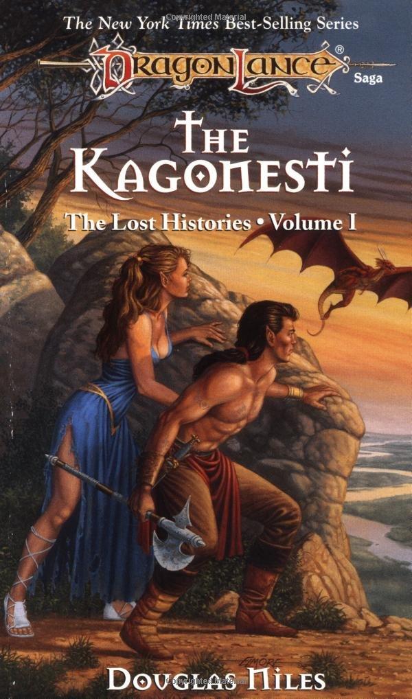 The Kagonesti (Dragonlance Novel: The Lost Histories Vol. 1)
