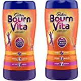 BOURNVITA Pro-Health Vitamins Jar,1kg -Pack of 2