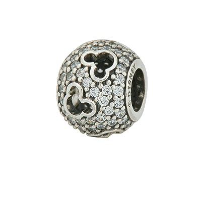Amazoncom Pandora Mickey Silhouettes Disney Charm Cz Jewelry - Cool invoice template free pandora store online