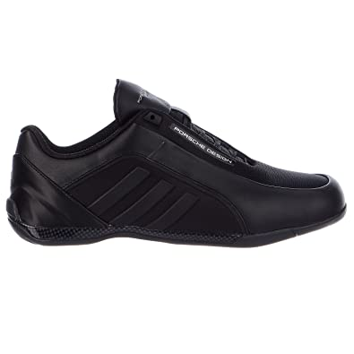 05b5a5db9 Porsche Design Athletic Mesh 3 Fashion Sneaker Driving Shoe - Core Black -  Mens - 8