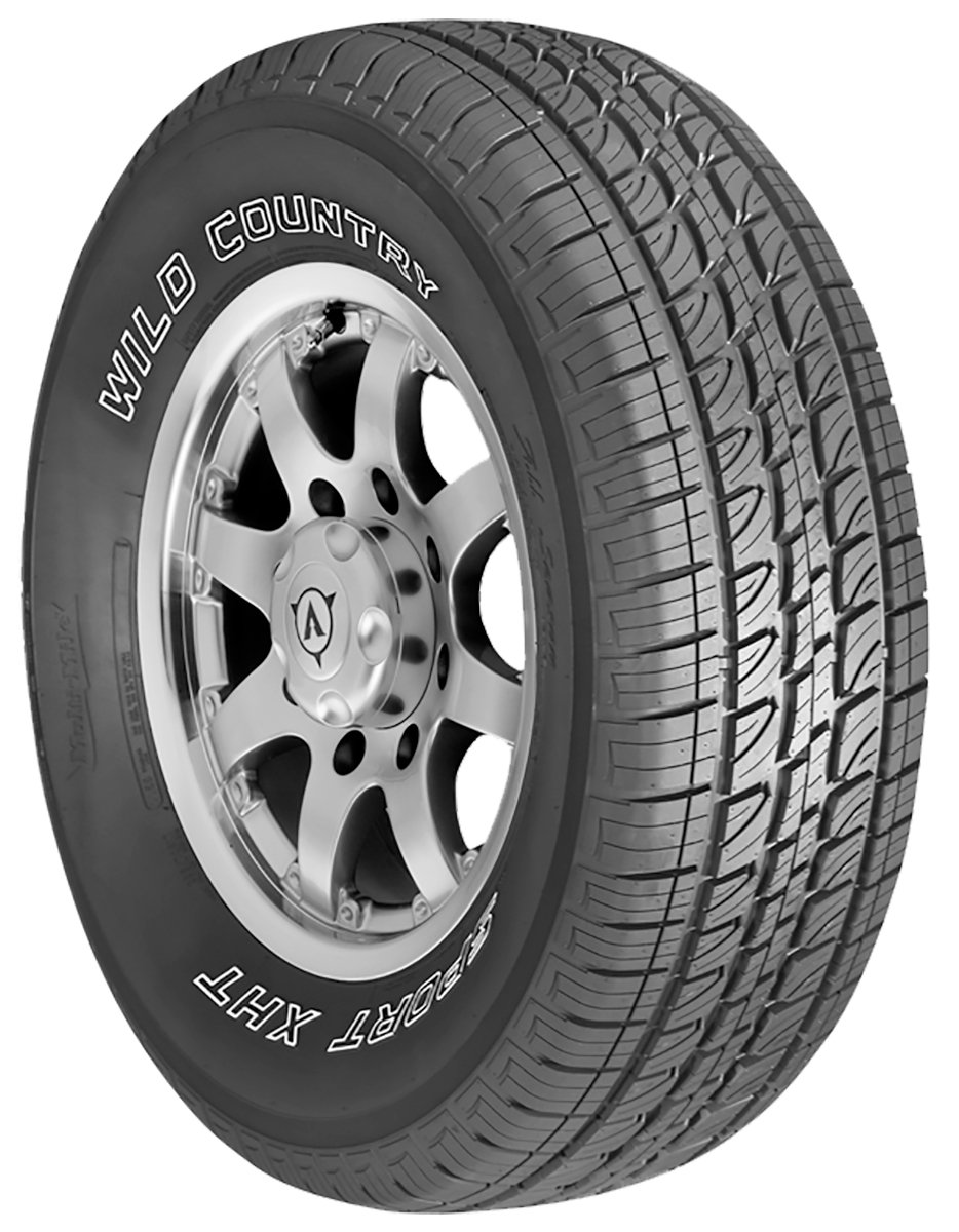 265/70-16 MultiMile Wild Country Sport XHT 112S Tire OWL