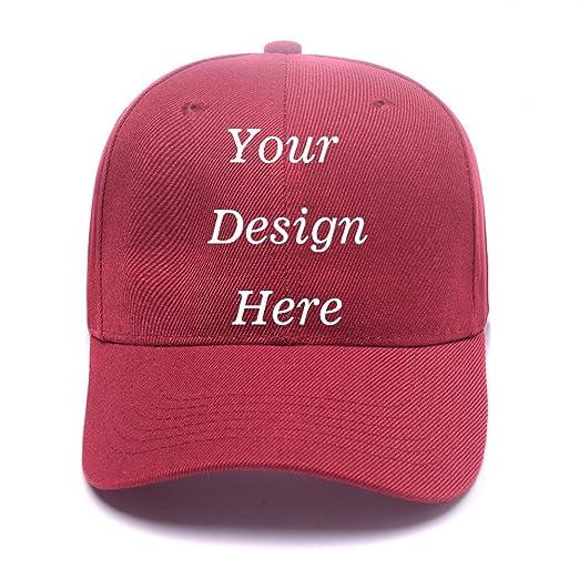 709187b8289 Amazon.com  SW IM Men Womens Custom Hat Graphic Print Design