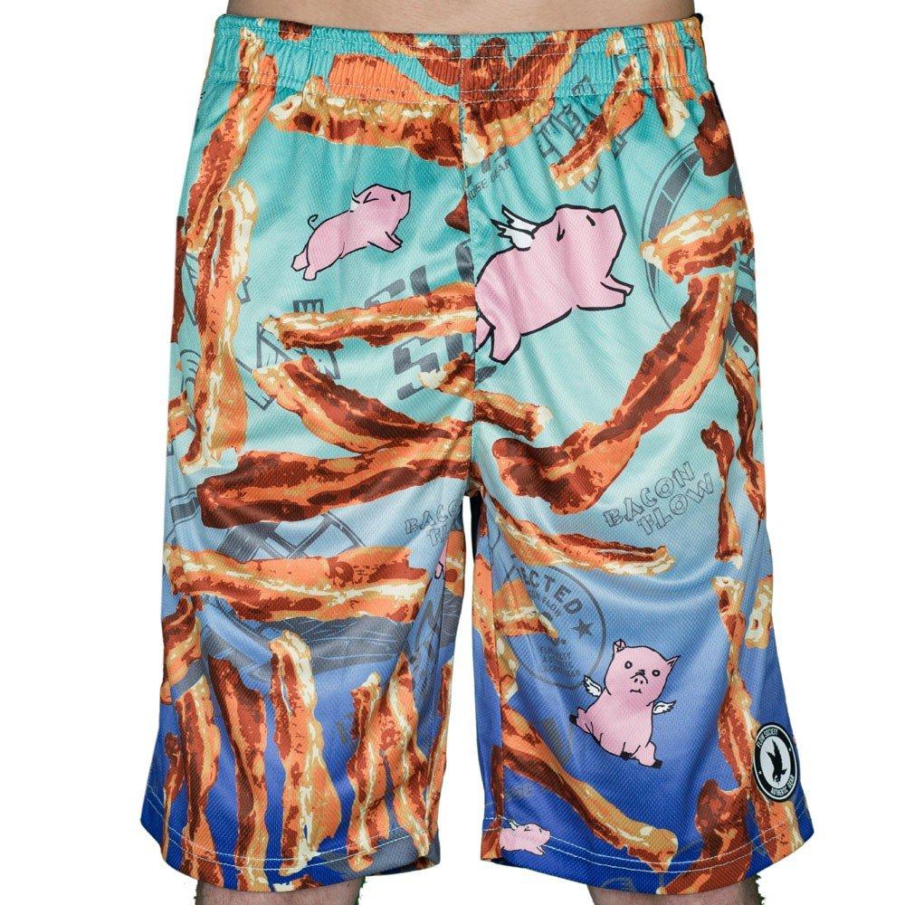 Flow Society Boys Big Boys Bacon Attack Short YKS82101