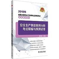 (2018年)全国注册安全工程师执业资格考试配套辅导用书:安全生产事故案例分析考点精编与预测试卷