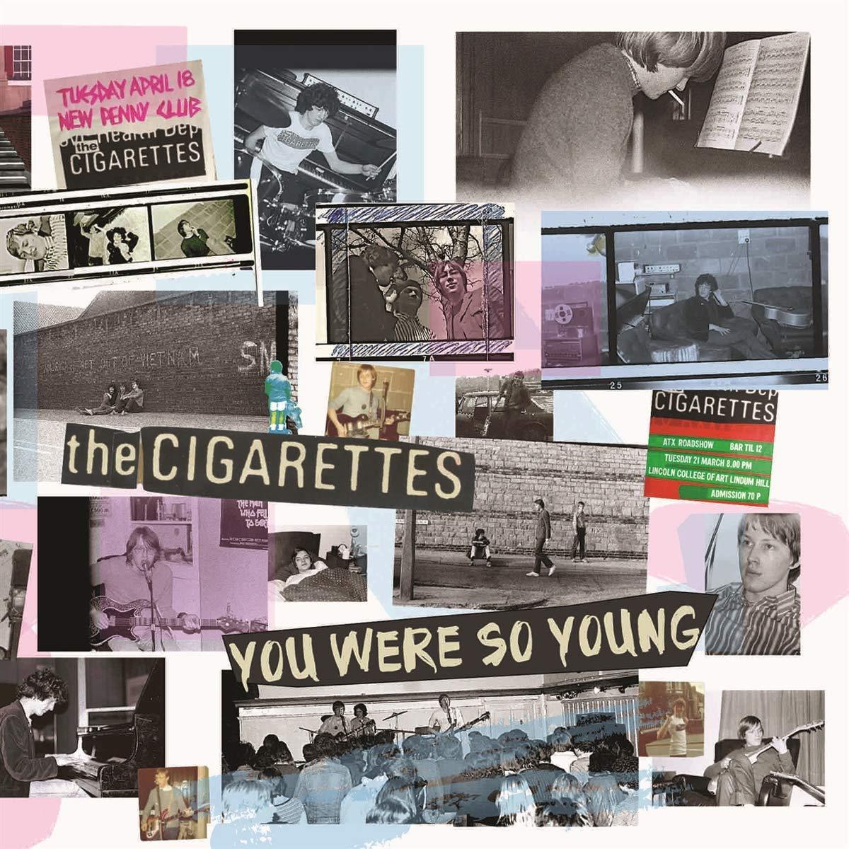 You Were So Young: Cigarettes,the: Amazon.es: Música