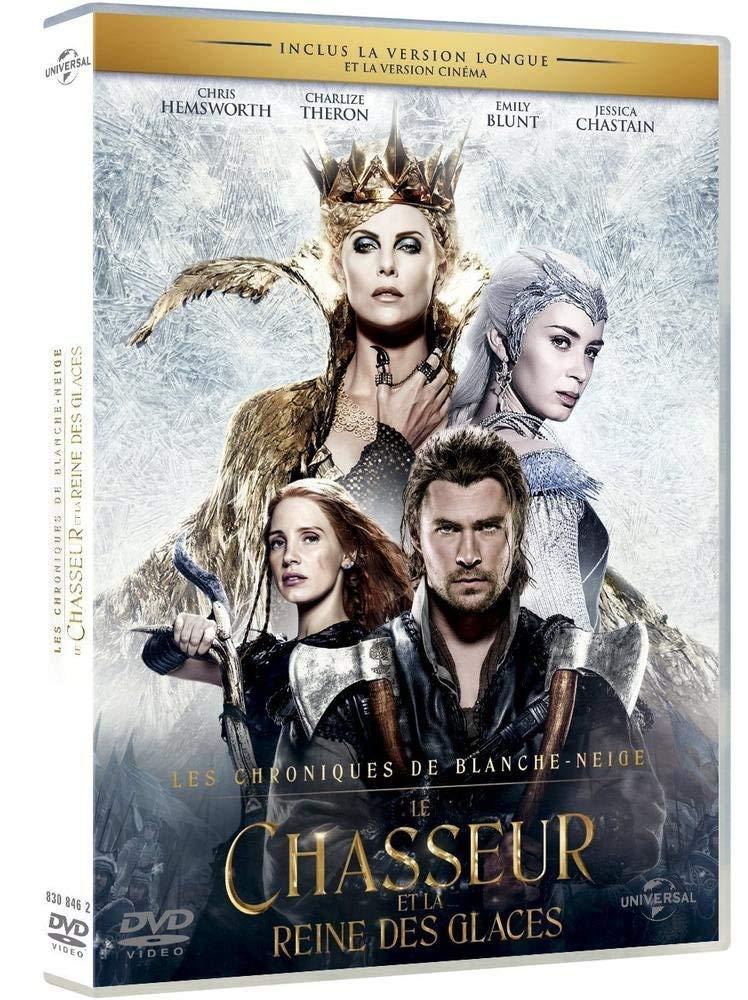 Le Chasseur et la Reine des Glaces [Italia] [DVD]: Amazon.es ...