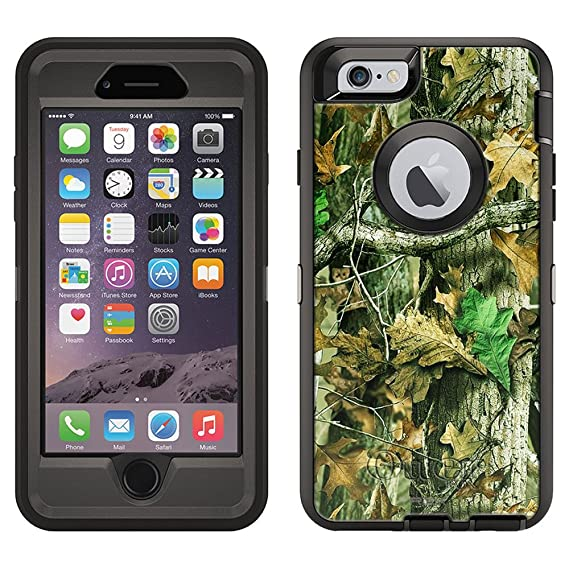 Image Unavailable. Image not available for. Color  Otterbox Defender Apple iPhone  6 Case - Camo ... fa56b2de4352