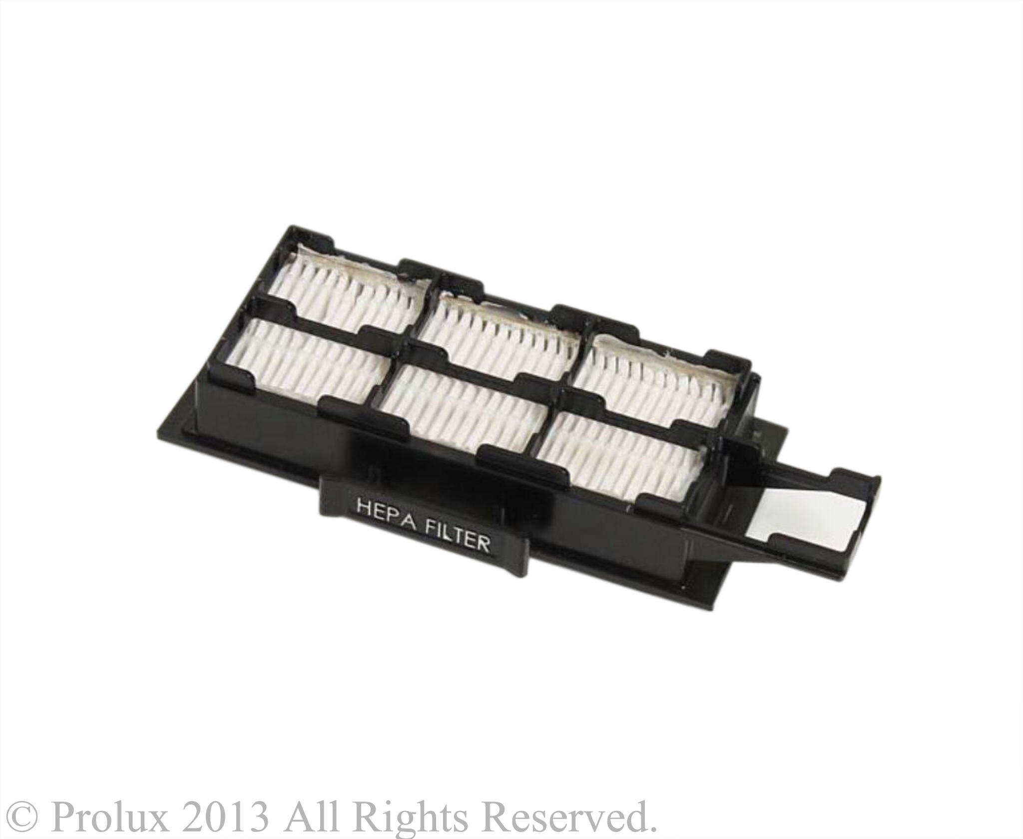 New Prolux 7000 series replacement HEPA filter upright vacuum cleaner