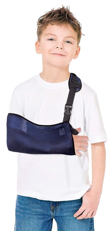 Cabestrillo para brazos - Malla transpirable - Ligero - Estabilice el brazo fd36f2267222
