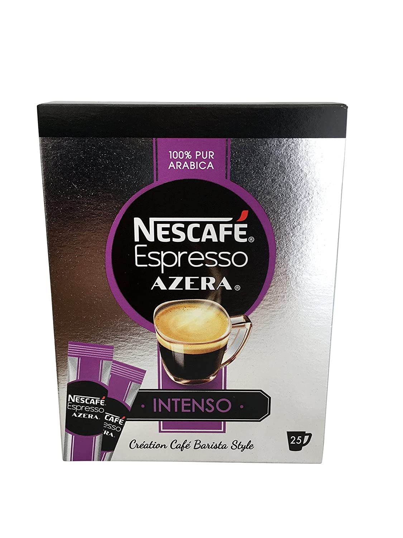 Nescafé Café instantáneo 25 Stick 1.76oz: Amazon.com ...