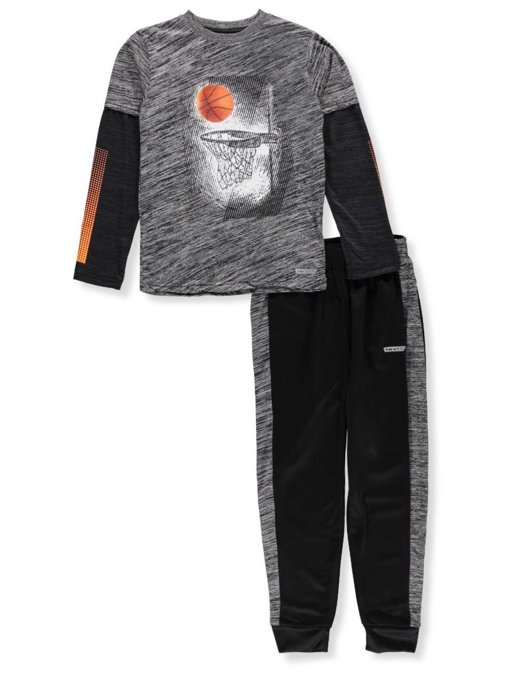 Hind Boys' 2-Piece Pants Set Outfit 12