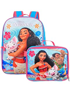 67651cb34e56 Amazon.com | Disney Girls' Moana 16inch Backpack | Kids' Backpacks