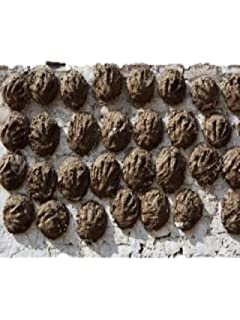 homemade cow dung Hawan Kund Cow Dung Cake Set (Brown, 20 to 16cm)