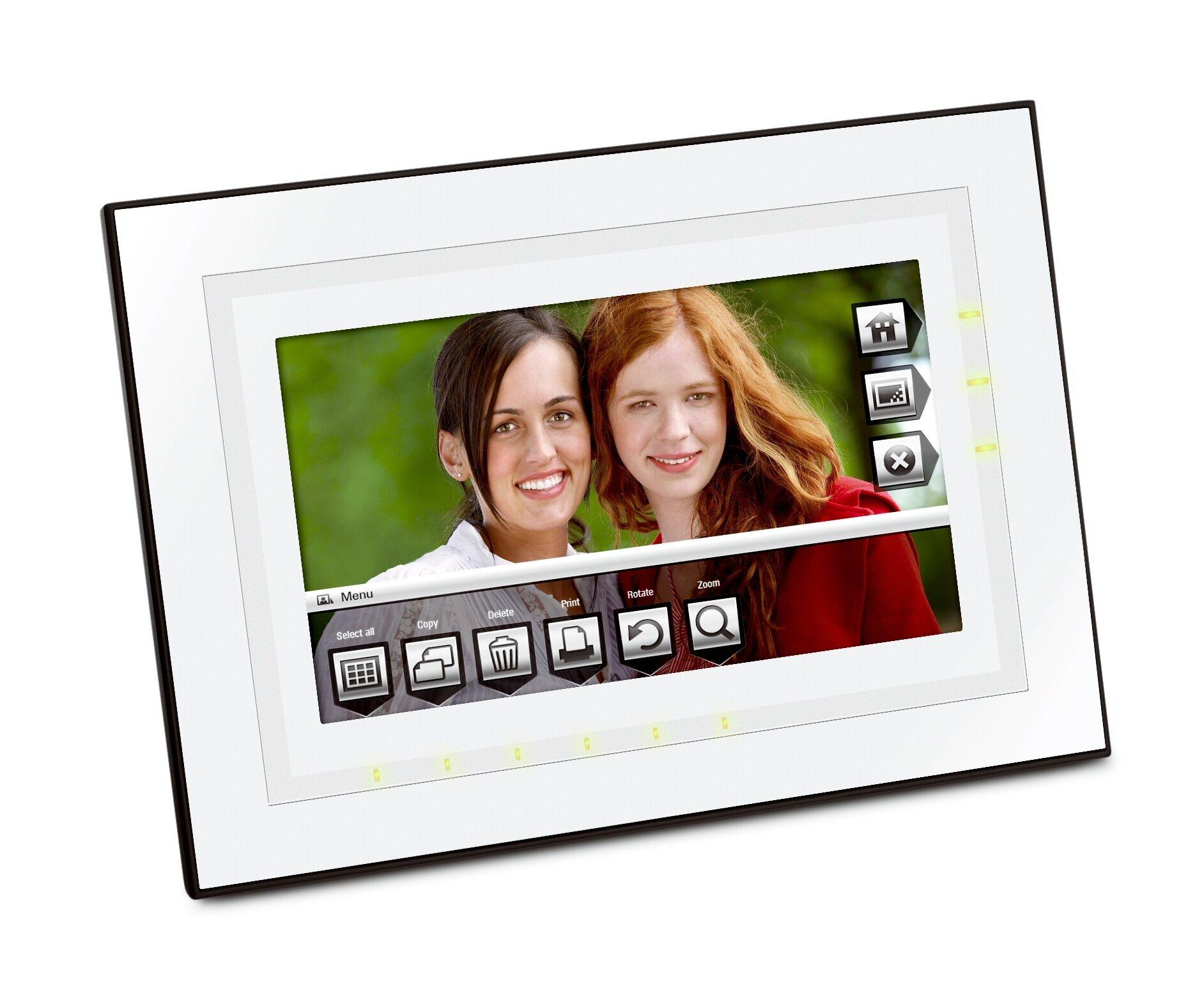 Kodak Easyshare W820 8-Inch Wireless Digital Frame