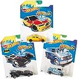 Mattel Hot Wheels BHR15 1:64 Die-Cast Color Shifters, je 1 Fahrzeug, zufällige Auswahl