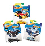 "Mattel GmbH ""Random Hot Wheels City Color Shifters"" Vehicle Toy (Assorted/colour/styles may vary)"