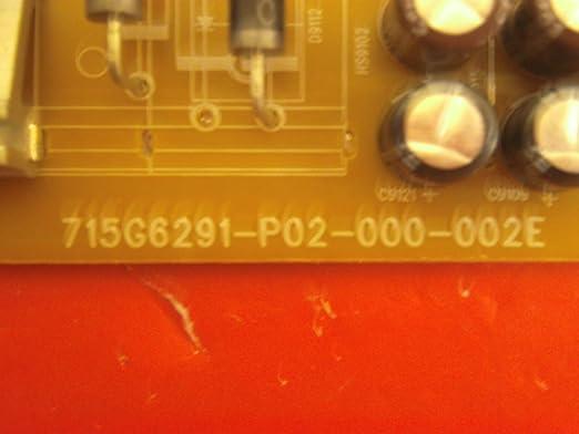VIZIO E280i-B1 715G6291-P02-000-002E PLTVDF271XXG5Q1417 POWER SUPPLY