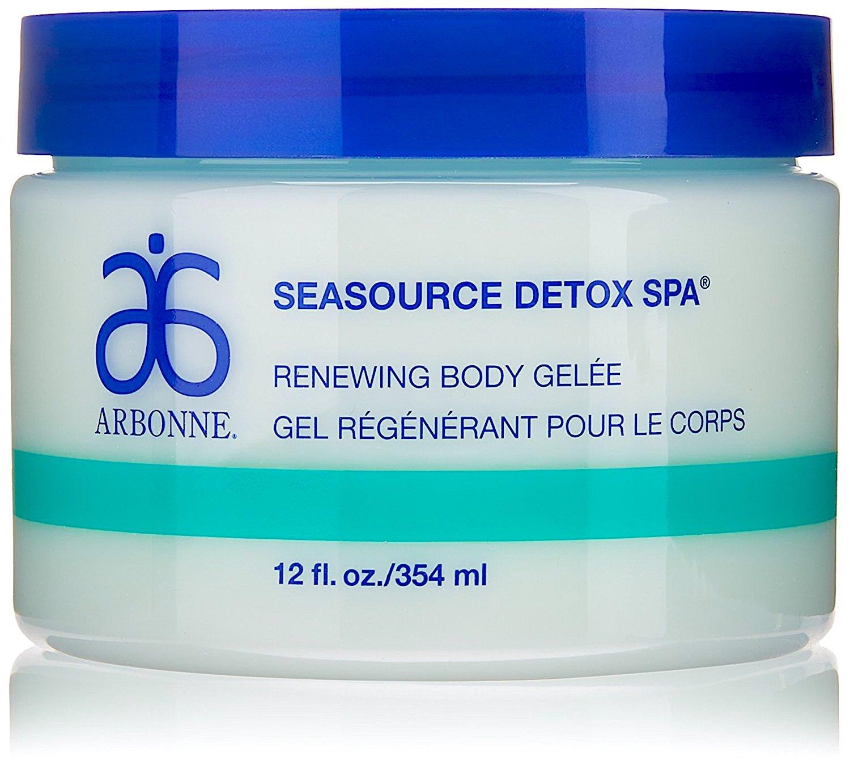 Amazon.com : Arbonne SeaSource Detox Spa Renewing Body Gelée (#7323) : Body Muds : Beauty