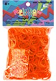 Rainbow Loom® Gummibänder Orange