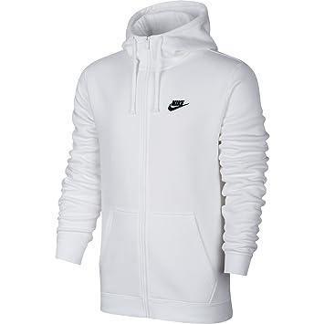 Nike M NSW Hoodie FZ FLC Club Sudadera, Hombre: Amazon.es: Deportes y aire libre