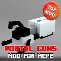 Mods : Portal Guns for MCPE