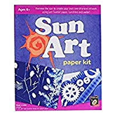 Tedco Solar Drawing Paper Art Kit, 8 X 10 Paper, 12 Sheets: Industrial & Scientific