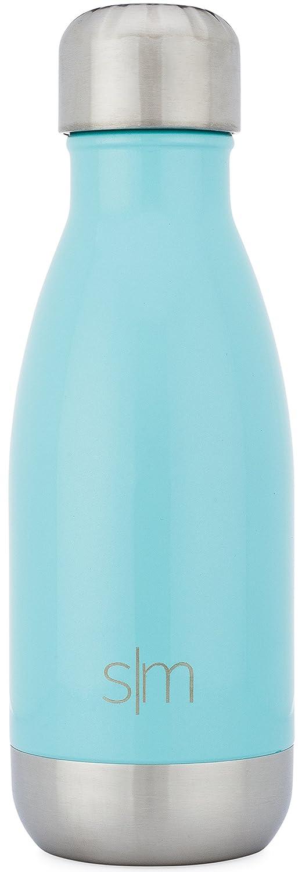 Simple Modern Una botella de agua Wave de acero inoxidable de 17 onzas Rock Purileta por solo 9,99€