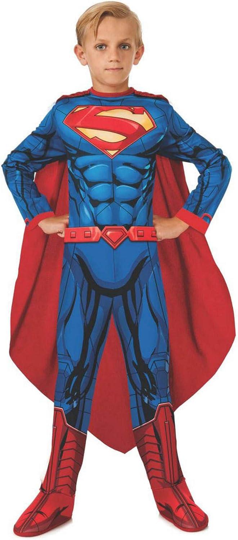 Superhero Cape Fancy Dress Kids Boys Comic Book Superman Girls Batman Accessory
