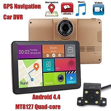 """peibo xc43 7 """"HD Android Navegador para el coche (512 MB 8 GB"""