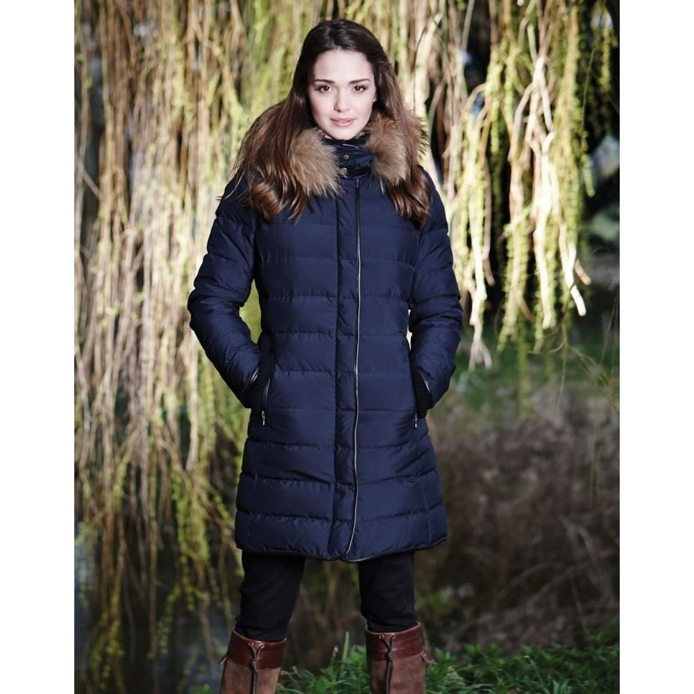 Amazon.com: Schoffel Ladies Mayfair Down Coat: Clothing