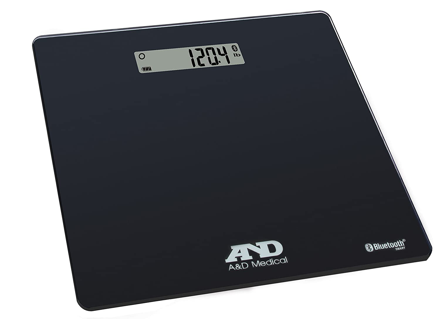 CDM product A&D Medical Bluetooth Wireless Bathroom Weight Scale (UC-352CNBLE) big image