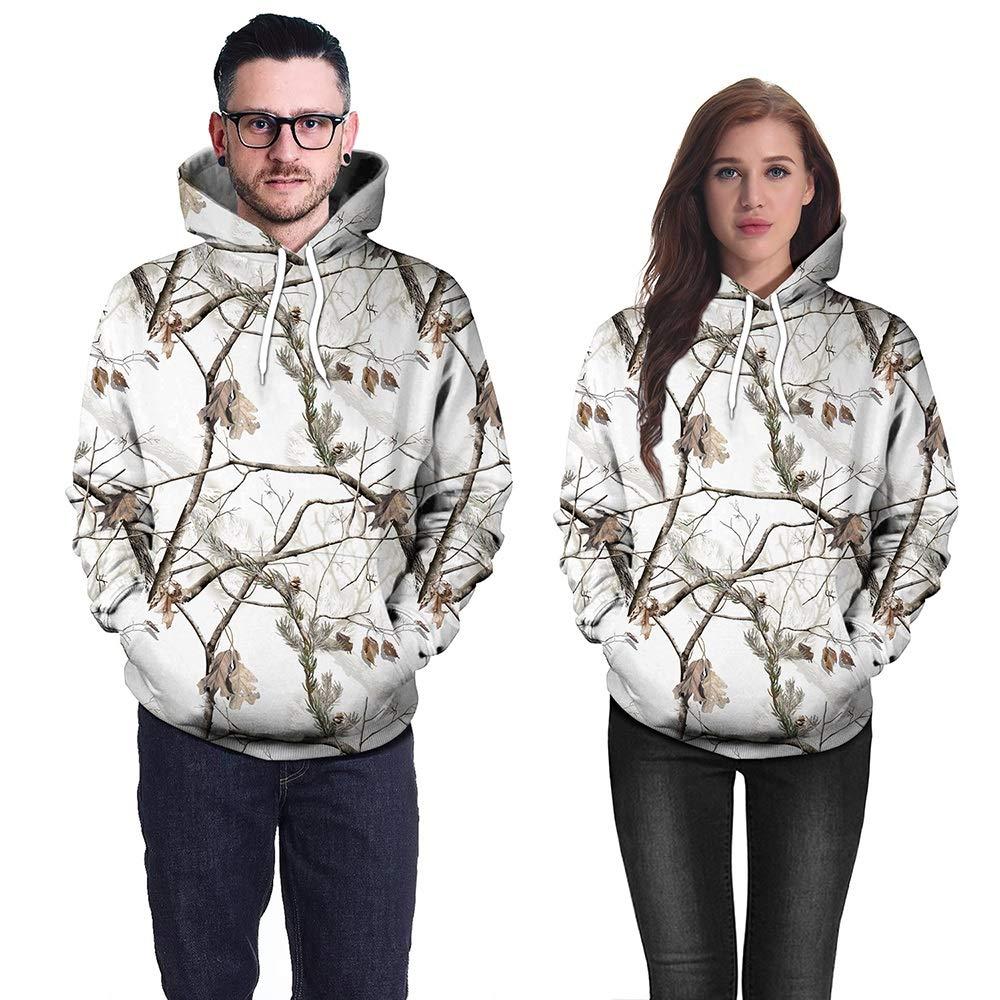 GSC-clothing Sudadera con Capucha Suéter con Estampado Digital ...
