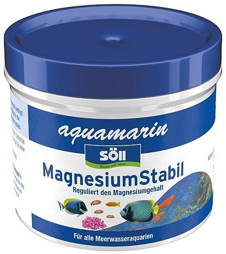 Söll Aguamarina magnesio Estable 18016 magnesio suplemento 100 G