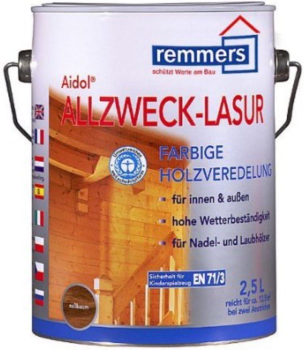 Remmers ALLZWECKLASUR 0.75 LTR WEISS