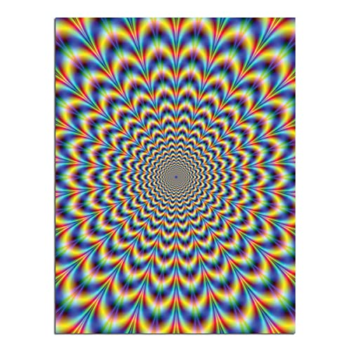 Optical Illusion Posters: Amazon.com