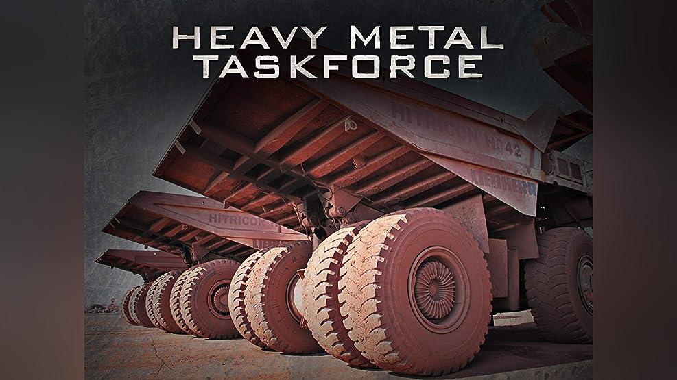 Heavy Metal Task Force - Season 2