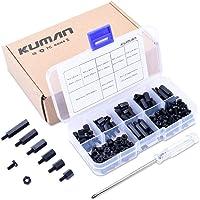 Kit de herramientas Kuman de 180 piezas, Nailon