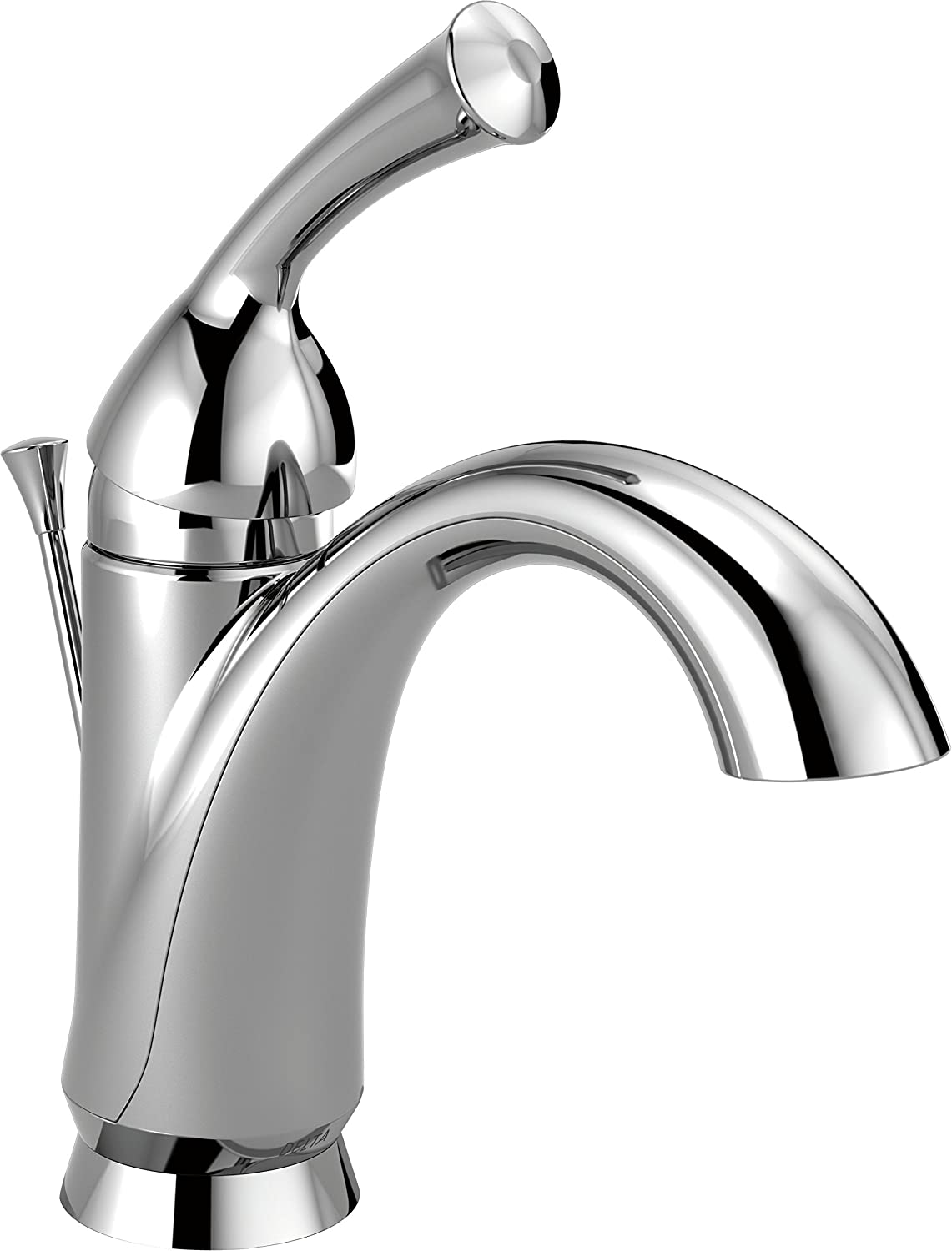 Delta Faucet Haywood Single Handle Bathroom Faucet With Diamond