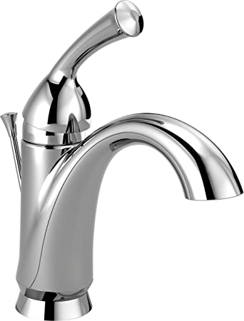 Delta Faucet 15999-DST Haywood, Single Handle Centerset Bathroom ...